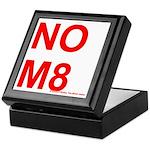 NOM8 Keepsake Box