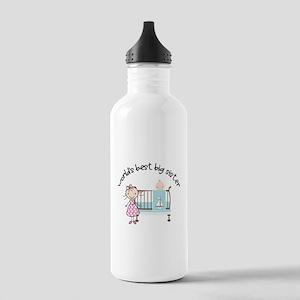 big sister varsity Stainless Water Bottle 1.0L