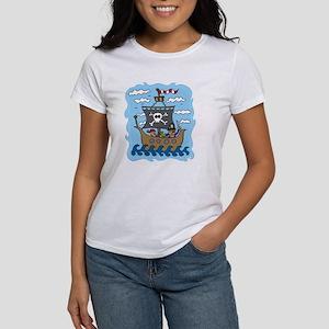 Pirate Ship Women's T-Shirt