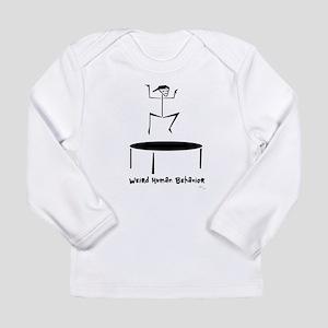 Weird Trampoline Long Sleeve Infant T-Shirt