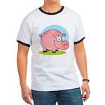 Happy Pig Ringer T