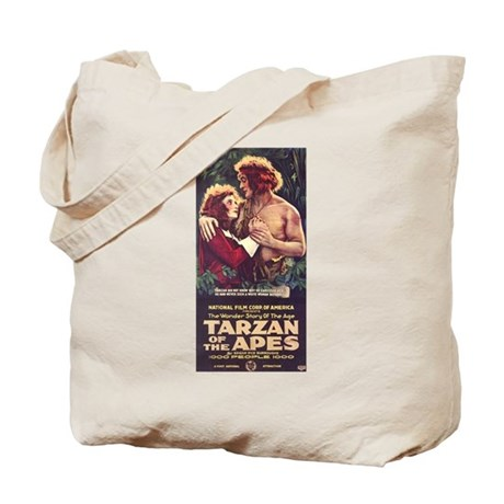 Tarzan Of The Apes Tote Bag