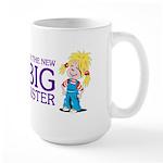 I'm the New Big Sister Large Mug
