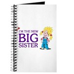I'm the New Big Sister Journal