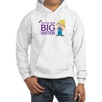 I'm the New Big Sister Hooded Sweatshirt