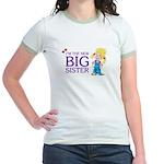 I'm the New Big Sister Jr. Ringer T-Shirt