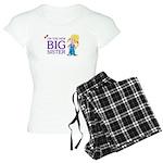 I'm the New Big Sister Women's Light Pajamas