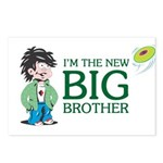 I'm the New Big Brother Postcards (Package of 8)
