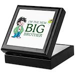 I'm the New Big Brother Keepsake Box