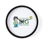 I'm the New Big Brother Wall Clock
