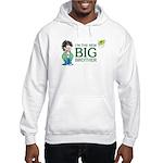 I'm the New Big Brother Hooded Sweatshirt