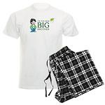 I'm the New Big Brother Men's Light Pajamas