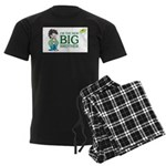 I'm the New Big Brother Men's Dark Pajamas