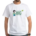 I'm the New Big Brother White T-Shirt