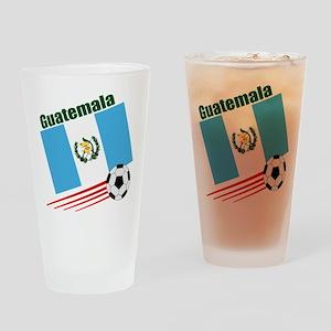 Guatemala Soccer Team Pint Glass
