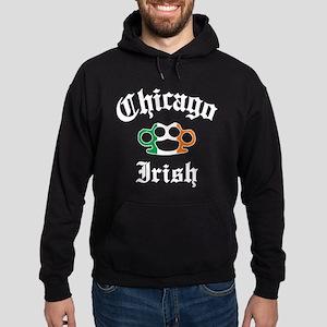 Chicago Irish Knuckles - Hoodie (dark)