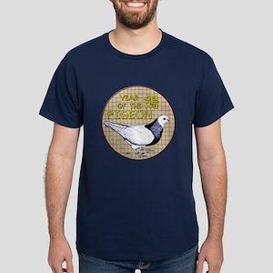 Year of the Pigeon Dark T-Shirt