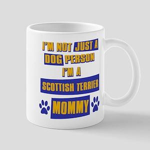 Scottish Terrier Mommy Mug