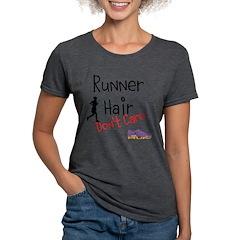Runner Hair, Don't Care T-Shirt