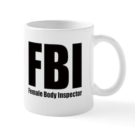 fbi_trans Mugs