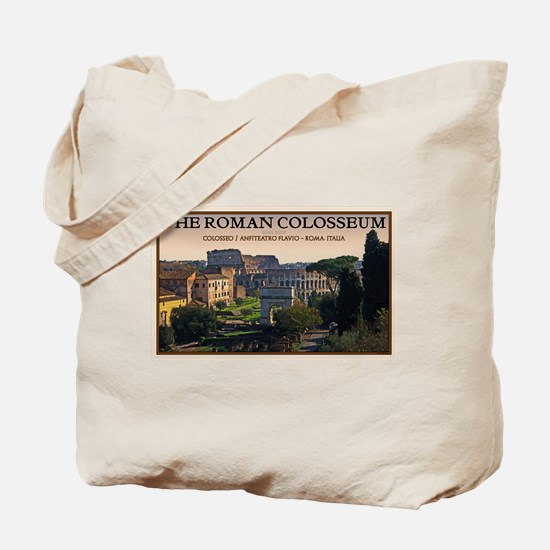 Colosseum from Forum Tote Bag