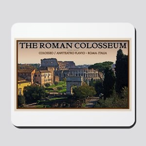 Colosseum from Forum Mousepad