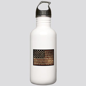 Signs of a Recession Stainless Water Bottle 1.0L