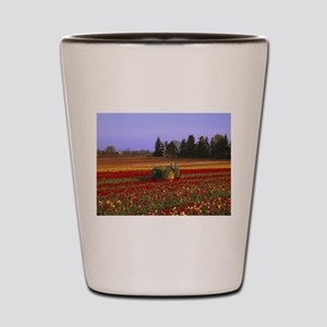 Field of Flowers Shot Glass