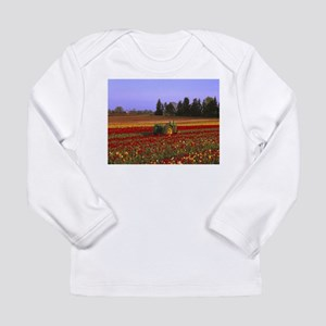 Field of Flowers Long Sleeve Infant T-Shirt