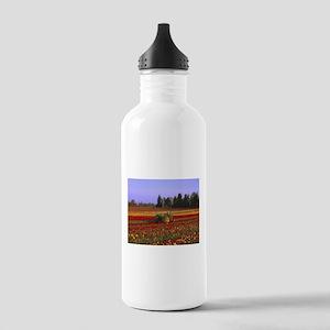 Field of Flowers Stainless Water Bottle 1.0L