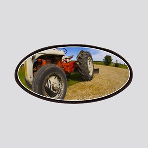 Fisheye Tractor #2 Patches