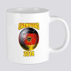 Germany World Cup 20 oz Ceramic Mega Mug