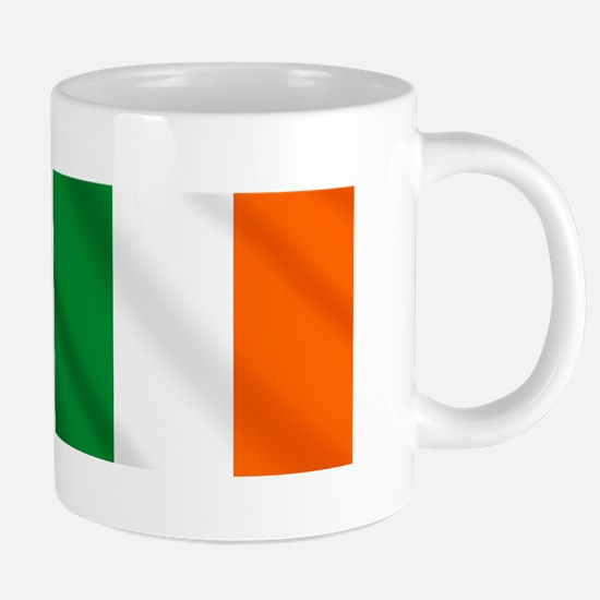 Irish Flag 20 oz Ceramic Mega Mug