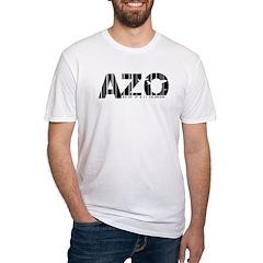 Kalamazoo Airport Code AZO Shirt