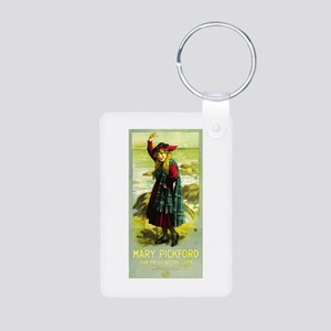 Pride Of The Clan Aluminum Photo Keychain