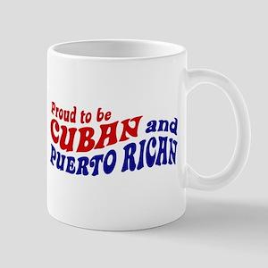 Cuban and Puerto Rican Mug