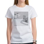 Why Do We Have a Moat (no text) Women's T-Shirt