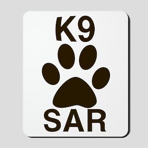 K9 SAR Mousepad