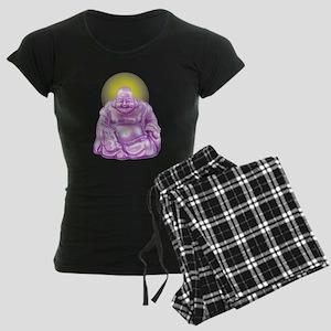 HAPPY BUDDHA Women's Dark Pajamas
