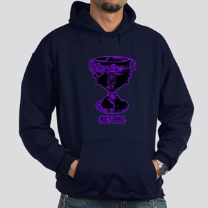 The Holy Grail Hoodie (dark)