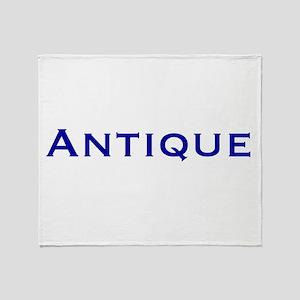 Antique Throw Blanket