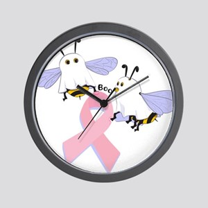 The Boobees Celebrate Breast Wall Clock