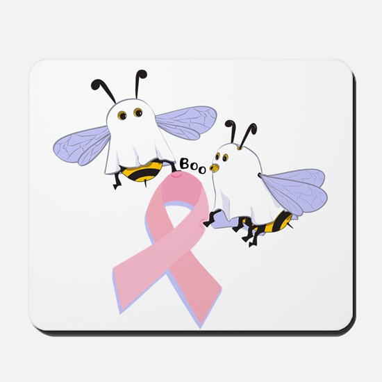 The Boobees Celebrate Breast Mousepad