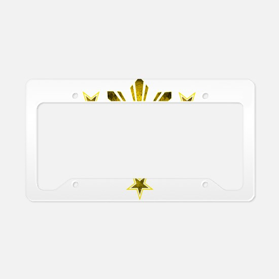 Cute Philippines License Plate Holder