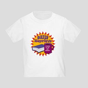 Daily Reprieve Logo T-Shirt