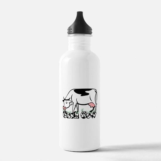 Cash Cow Water Bottle