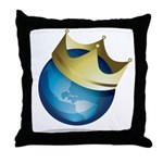 TBWE Throw Pillow