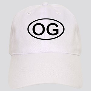 OG - Initial Oval Cap