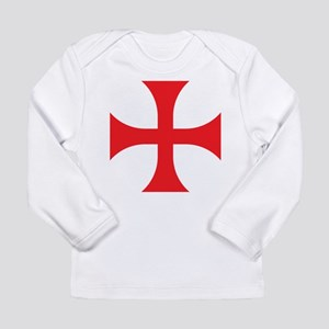 Knights Templar Long Sleeve Infant T-Shirt