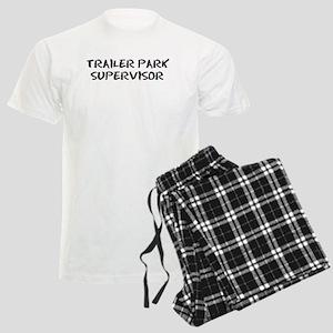Trailer Park Supervisor Men's Light Pajamas